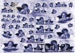 Decoupage paper ITD 0122M