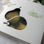 Invitations / Wedding Invitation 01731_43_pears