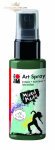 Acrylic spray Marabu Art 50 ml - Khaki 041