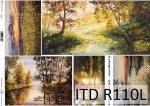Papier ryżowy ITD R0110L