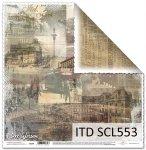 Papier scrapbooking SCL553