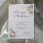 Zaproszenia ślubne / zaproszenie 2076