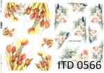 Papier decoupage ITD D0566