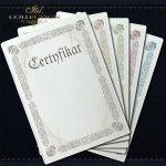 certyfikat - Ziemowit