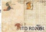 Papier ryżowy ITD R0205L