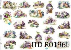 Papier ryżowy ITD R0196L