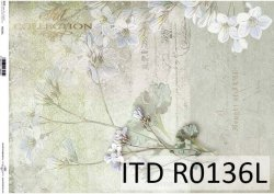 Papier ryżowy ITD R0136L