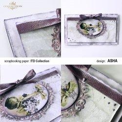 Kartka okolicznościowa Szyk i Elegancja - praca Asha