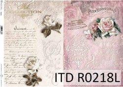 Papier ryżowy ITD R0218L