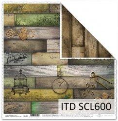 Papier scrapbooking SCL600