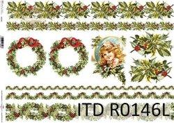 Papier ryżowy ITD R0146L