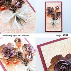 Kartka Okolicznościowa Bukiet Kwiatów