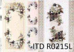 Papier ryżowy ITD R0215L