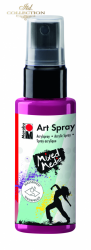 Acrylic spray Marabu Art 50 ml - Rasberry 005