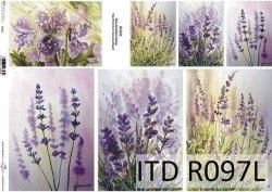 Papier ryżowy ITD R0097L