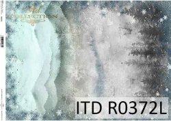 Papier ryżowy ITD R0372L