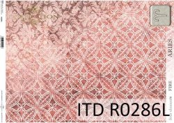 Papier ryżowy ITD R0286L