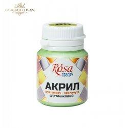 Farba akrylowa ROSA 20 ml pistacjowa