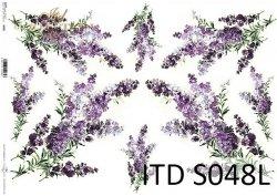 Papier decoupage SOFT ITD S0048L