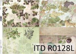 Papier ryżowy ITD R0128L