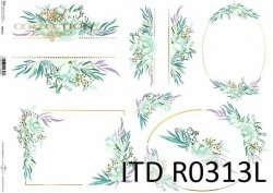 Papier ryżowy ITD R0313L
