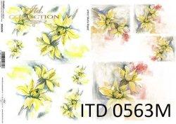 Papier decoupage ITD D0563M