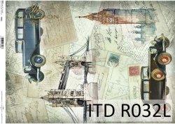 Papier ryżowy ITD R0032L