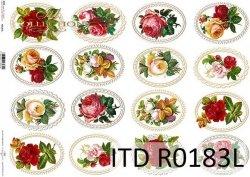Papier ryżowy ITD R0183L