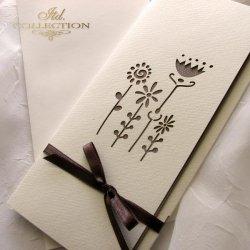 Zaproszenia ślubne / zaproszenie 01729_51_beż