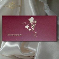Zaproszenie biznesowe ZB1023 z kopertą