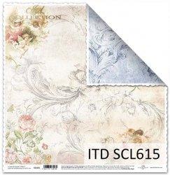 Papier scrapbooking SCL615
