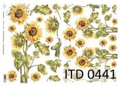 Papier decoupage ITD D0441M