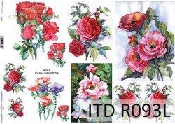 Papier ryżowy ITD R0093L