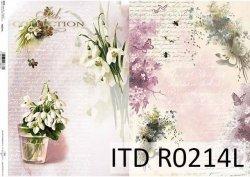 Papier ryżowy ITD R0214L