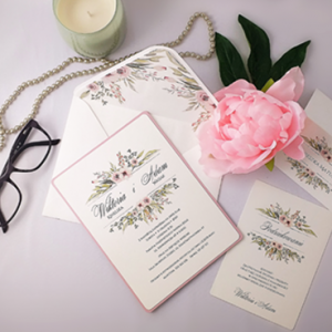 Einladungen Für Hochzeit Taufe Kommunion Silvester Ball