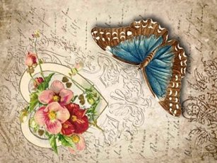 Papier decoupage SOFT
