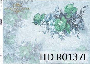 рисовая бумага для декупажа R0137L