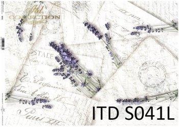 бумага для декупажа SOFT S0041L