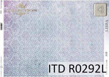 рисовая бумага для декупажа R0292L