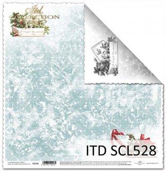 Бумага для скрапбукинга SCL528