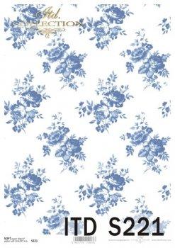 papír pro decoupage Soft S0221