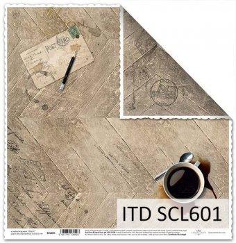 Бумага для скрапбукинга SCL601