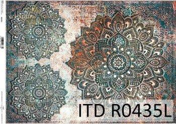рисовая бумага для декупажа R0435L