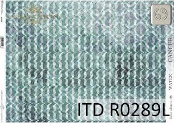 рисовая бумага для декупажа R0289L