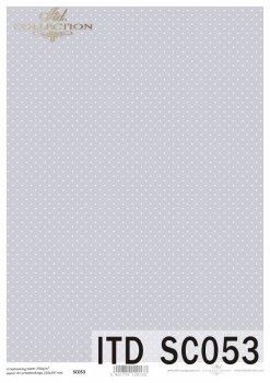 бумага для скрапбукинга SC0053