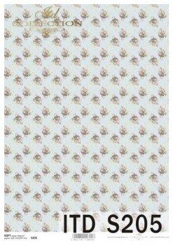 papír pro decoupage Soft S0205