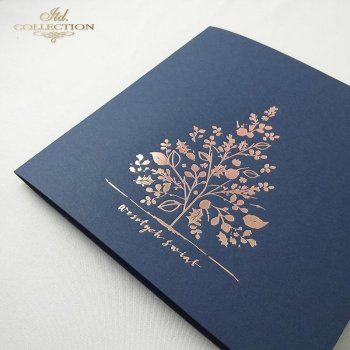Weihnachtskarten für Unternehmen / Weihnachtskarte K637