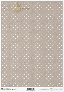 Reispapier für Serviettentechnik und Decoupage R1724