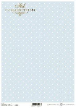 Reispapier für Serviettentechnik und Decoupage R1719