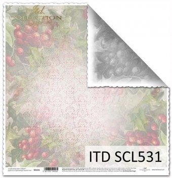 Papier für Scrapbooking SCL531